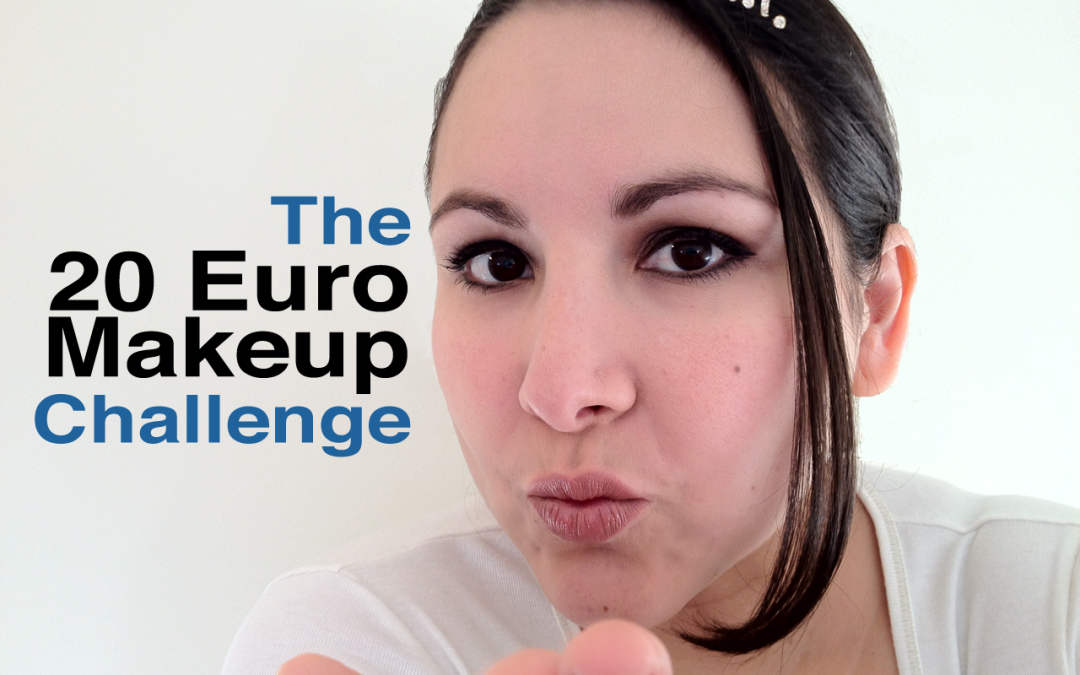 The 20 Euro Makeup Challenge – Victoria Beckham look