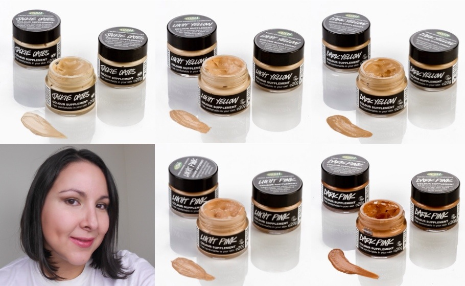 Feeling Younger Skin Tint by lush #22