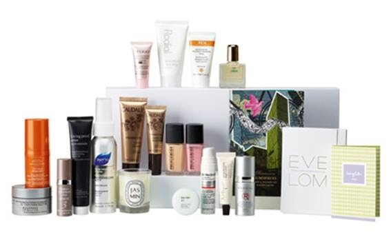 Hurry up! Complementary Goody Bag from SpaceNK worth £190!