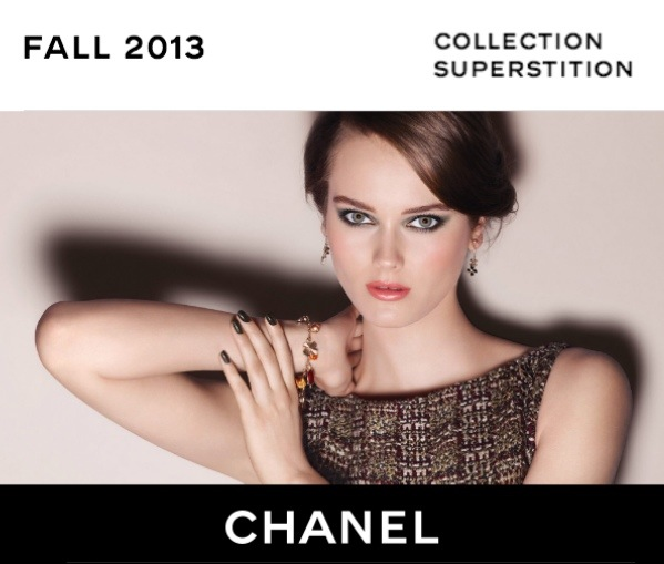 CHANEL Superstition Collection (Fall 2013)