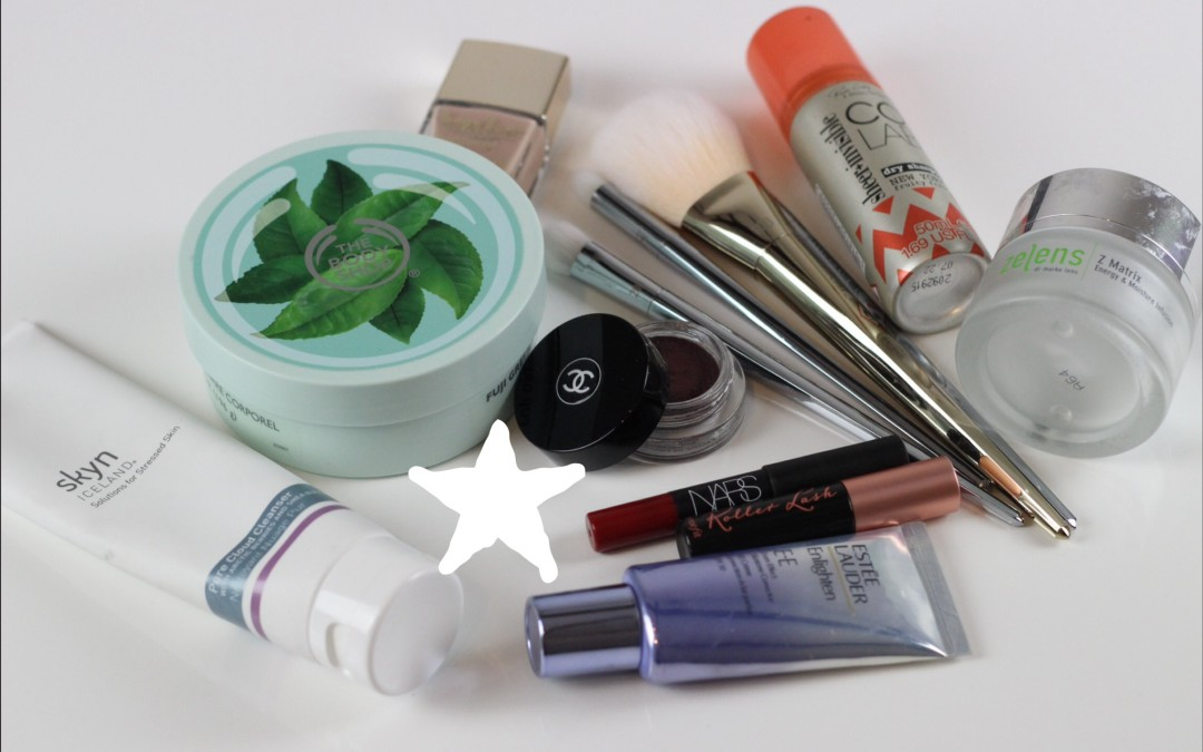 10 Great Beauty Products of 2015 to consider in 2016