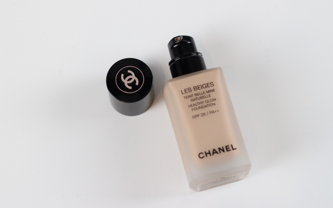 Base de Maquillaje Chanel Les Beiges Healthy Glow