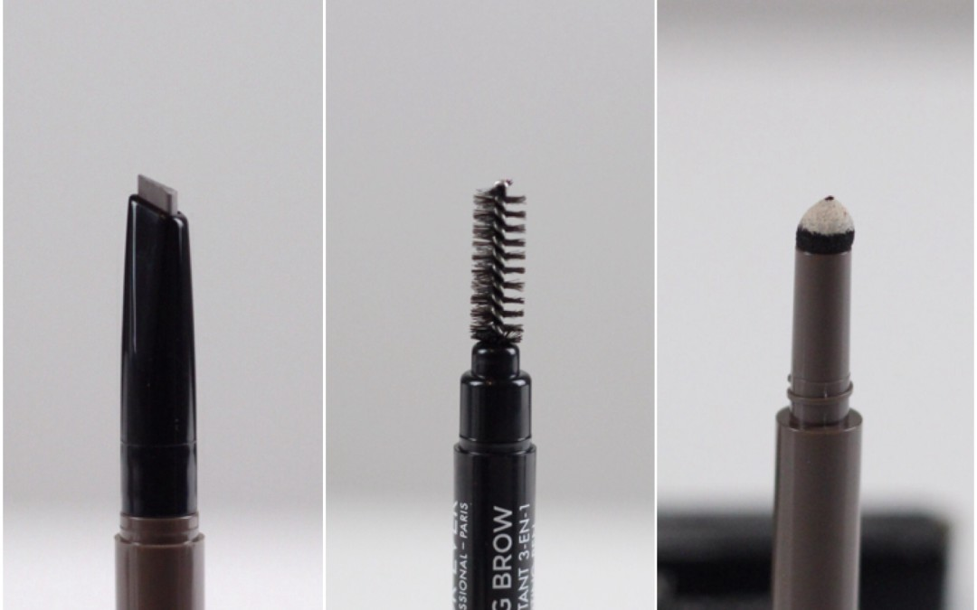 Make Up For Ever Pro Sculpting Brows