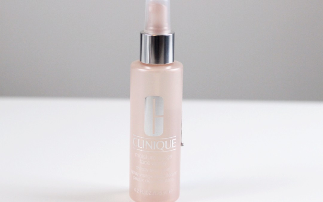 Clinique Moisture Surge Face Spray Thirsty Relief