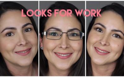 Looks Fáciles y Rápidos para el Trabajo